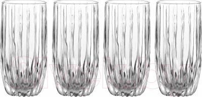 Набор бокалов для коктейлей Nachtmann Prestige Longdrink (4шт)