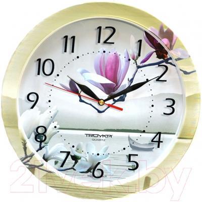 Настенные часы Тройка 11000016