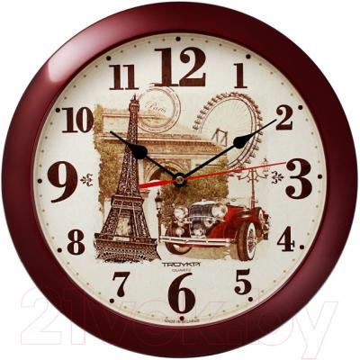 Настенные часы Тройка 11131134