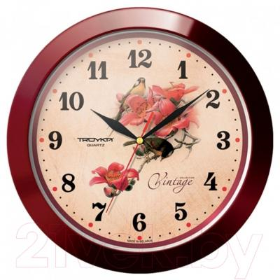 Настенные часы Тройка 11131155