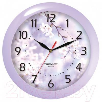 Настенные часы Тройка 11143138