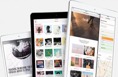 """Планшет Apple iPad Pro 9.7"""" 128GB LTE / MLQ52RK/A (золото)"""