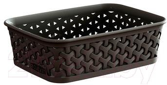 Корзина Curver My Style A6 00097-210-00 / 203415 (темно-коричневый)