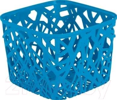 Корзина Curver Neo Colors 04160-035-03 / 210366 (синий)