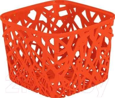 Корзина Curver Neo Colours 04160-416-03 / 210362 (красный)