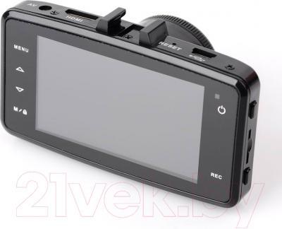 Автомобильный видеорегистратор Globex GU-214 - вид сзади
