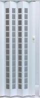 Дверь межкомнатная Vivaldi Silver Square (белый) -