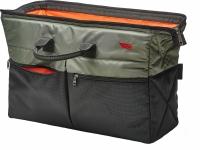 Сумка в багажник ТрендБай 1135 (хаки/оранжевый) -