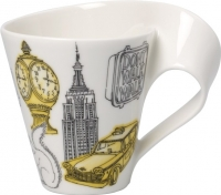 Чашка Villeroy & Boch NewWave Caffe New York (0.35л) -