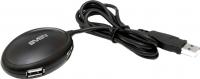 Разветвитель USB Sven HB-401 (черный) -