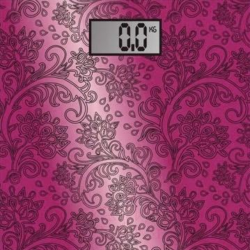 Напольные весы электронные Home Element HE-SC904 (розовый)