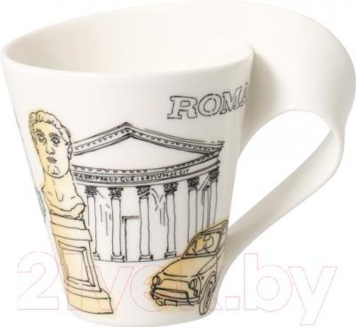 Чашка Villeroy & Boch NewWave Caffe Rome (0.35л)