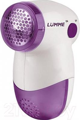 Машинка для удаления катышков Lumme LU-3502 (фиолетовый чаорит)