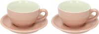 Набор для чая/кофе Tognana Omnia (розовый) -