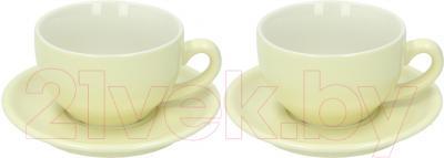 Набор для чая/кофе Tognana Omnia (слоновая кость)