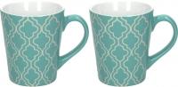 Набор для чая/кофе Tognana Concerto (голубой) -