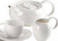 Набор для чая/кофе Tognana Ego-Arch Bianco (15пр) -