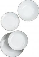 Набор столовой посуды Tognana Metropolis Fascetta (19пр) -