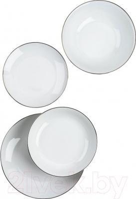 Набор столовой посуды Tognana Metropolis Fascetta (19пр)