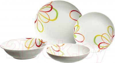 Набор столовой посуды Tognana Metropolis Vancouve (19пр)