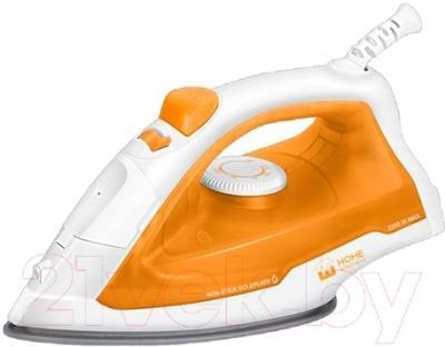 Утюг Home Element HE-IR210 (оранжевый агат)