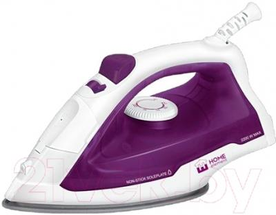 Утюг Home Element HE-IR210 (фиолетовый чароит)