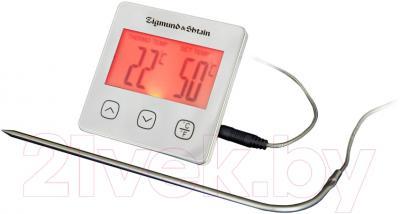 Кухонный термометр Zigmund & Shtain MP-55 W Kuchen-Profi (белый)