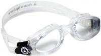 Очки для плавания Aqua Sphere Kaiman Junior 171220 (прозрачные/прозрачные линзы) -