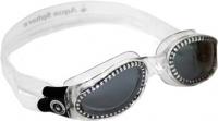 Очки для плавания Aqua Sphere Kaiman Junior 171260 (прозрачные/темные линзы) -