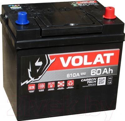Автомобильный аккумулятор VOLAT Ultra Japan R (60 А/ч)