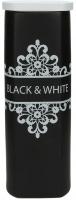 Емкость для хранения Tognana Dolce Casa Black And White (27см) -