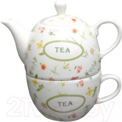 Чайный набор Tognana Dolce Casa Floreal