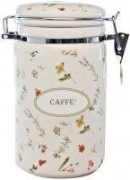 Емкость для хранения Tognana Dolce Casa Floreal (Caffe) -