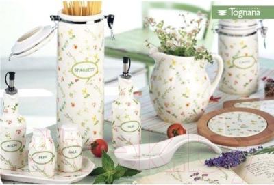 Дозатор для масла/уксуса Tognana Dolce Casa Floreal - вид коллекции в интерьере