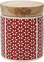 Емкость для хранения Tognana Dolce Casa Ginger Rosso (11см) -