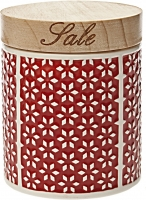 Емкость для хранения Tognana Dolce Casa Ginger Rosso (Sale) -