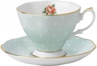Набор для чая/кофе Royal Albert Polka Rose Vintage (для кофе) -