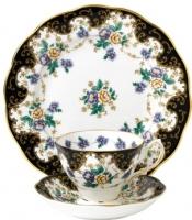 Набор для чая/кофе Royal Albert 1910 Duchess (3пр) -