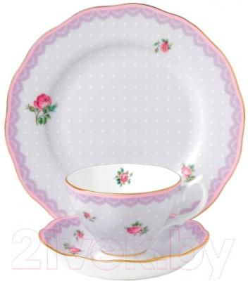 Набор для чая/кофе Royal Albert Candy Collection Love Lilac