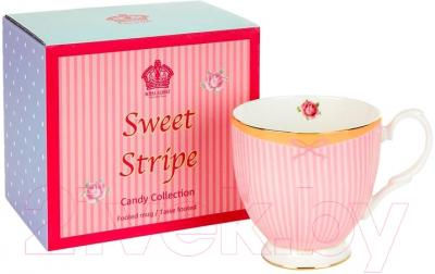 Чашка Royal Albert Candy Collection Sweet Stripe (0.3л)
