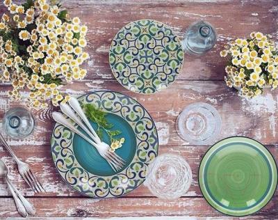 Набор столовой посуды Tognana Moon Euphoria (18пр)