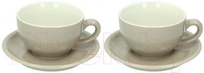 Набор для чая/кофе Tognana Omnia (серый)
