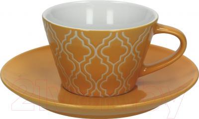 Набор для чая/кофе Tognana Concerto (желтый)
