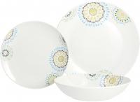 Набор столовой посуды Tognana Metropolis Sirio (18пр) -
