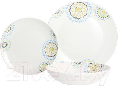 Набор столовой посуды Tognana Metropolis Sirio (18пр)