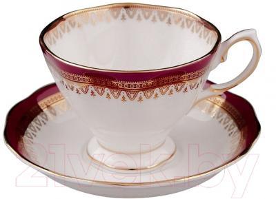 Набор для чая/кофе Royal Albert 1980 Holyrood (3пр)