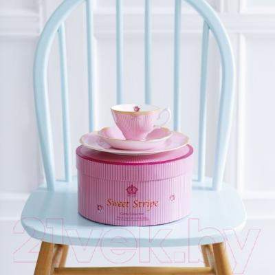 Набор для чая/кофе Royal Albert Candy Collection Sweet Stripe