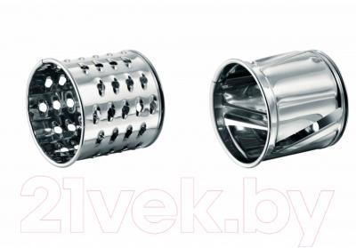 Мясорубка электрическая Philips HR2743/00 - насадки для нарезки и шинковки