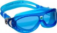 Очки для плавания Aqua Sphere Seal Kid 171450 (голубые/голубые линзы) -