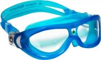 Очки для плавания Aqua Sphere Seal Kid 171420 (голубые/прозрачные линзы) -